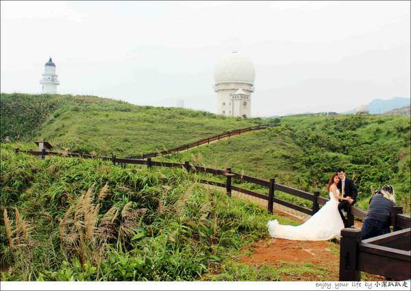 台北景點|台北福隆三貂角燈塔(東北角海岸國家風景區),這裡視野很棒,無敵海景一一收進眼底!