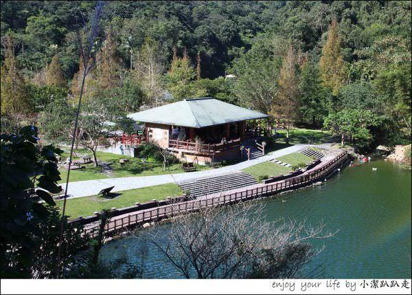 宜蘭旅遊景點|長埤湖風景區(九芎湖風景區)~不必搭飛機,台灣也有絕美湖景!