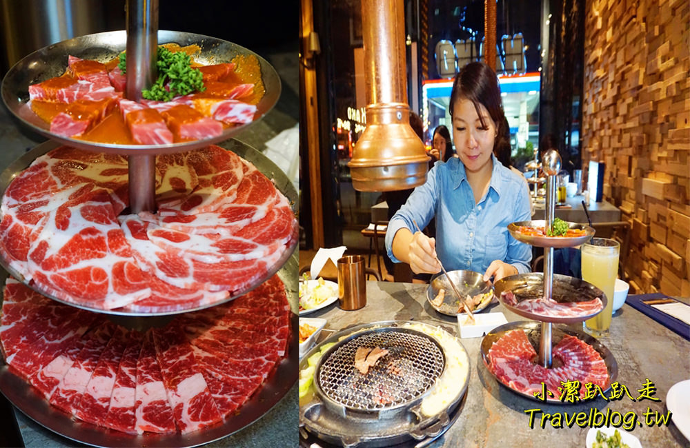 台中美食》KAKO KAKO日韓燒肉(公益路燒肉店)大口吃肉!一起吃燒肉聚餐吧!Prime牛肉軟嫩飽滿肉汁!絕對飽到你不要不要!