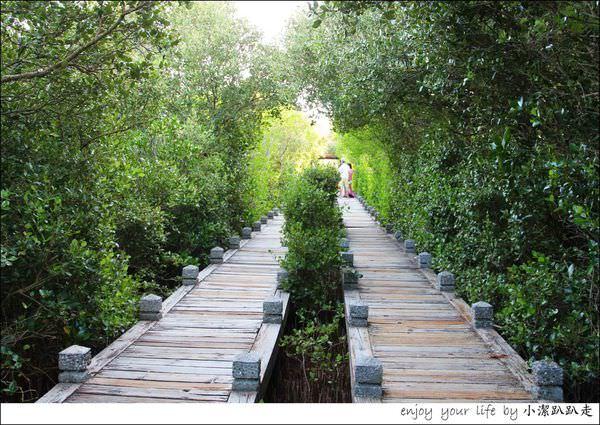 台南北門景點》雙春濱海遊憩區(VANAHEIM愛莊園)台南紅樹林秘境~帶孩子來踏浪玩水堆沙堡吧!