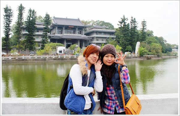 雲林古坑景點》美的不像話~湖光山色「劍湖」隱藏在山中的日式建築「慈光寺」漫步環湖步道好愜意!