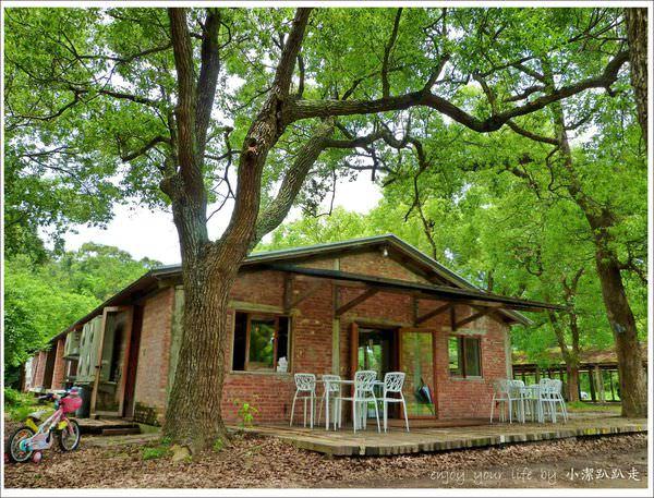 彰化顏氏牧場2號店,豬舍裡喝咖啡?置身森林被植物包圍的咖啡廳裡,享受夏日午茶時光!