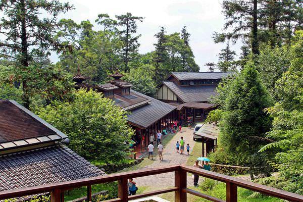 【南投】濃濃日式風情~最幸福的森林小學‧內湖國小