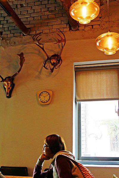 【台中】綠園道旁喝一口浪漫咖啡香,藏不住~巷弄間隱藏版甜點‧INO Cafe咖啡館(已歇業)